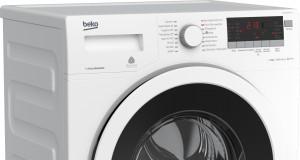 Beko Waschmaschine WYA 101483 PTLE bis zu 10 kg Fassungsvermögen.