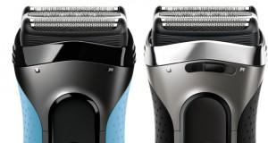 Braun Rasierer Series 3 in zwei Modellvarianten