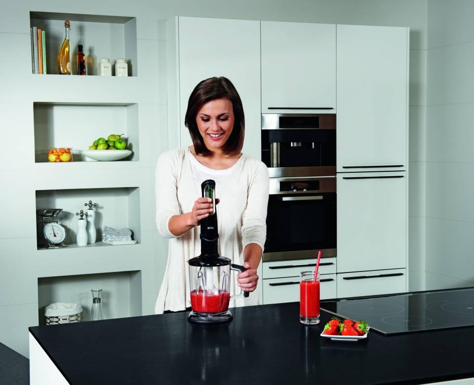 Der TV-Spot für den Braun Stabmixer Multiquick 7 appelliert direkt ans Gefühl und die Lust auf sommerliche Erfrischung.