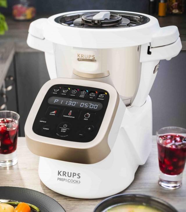 Krups Kuechenmaschine Prep & Cook HP5031