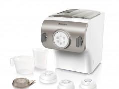 Der Philips Pastamaker HR2355/09 mit Zubehör