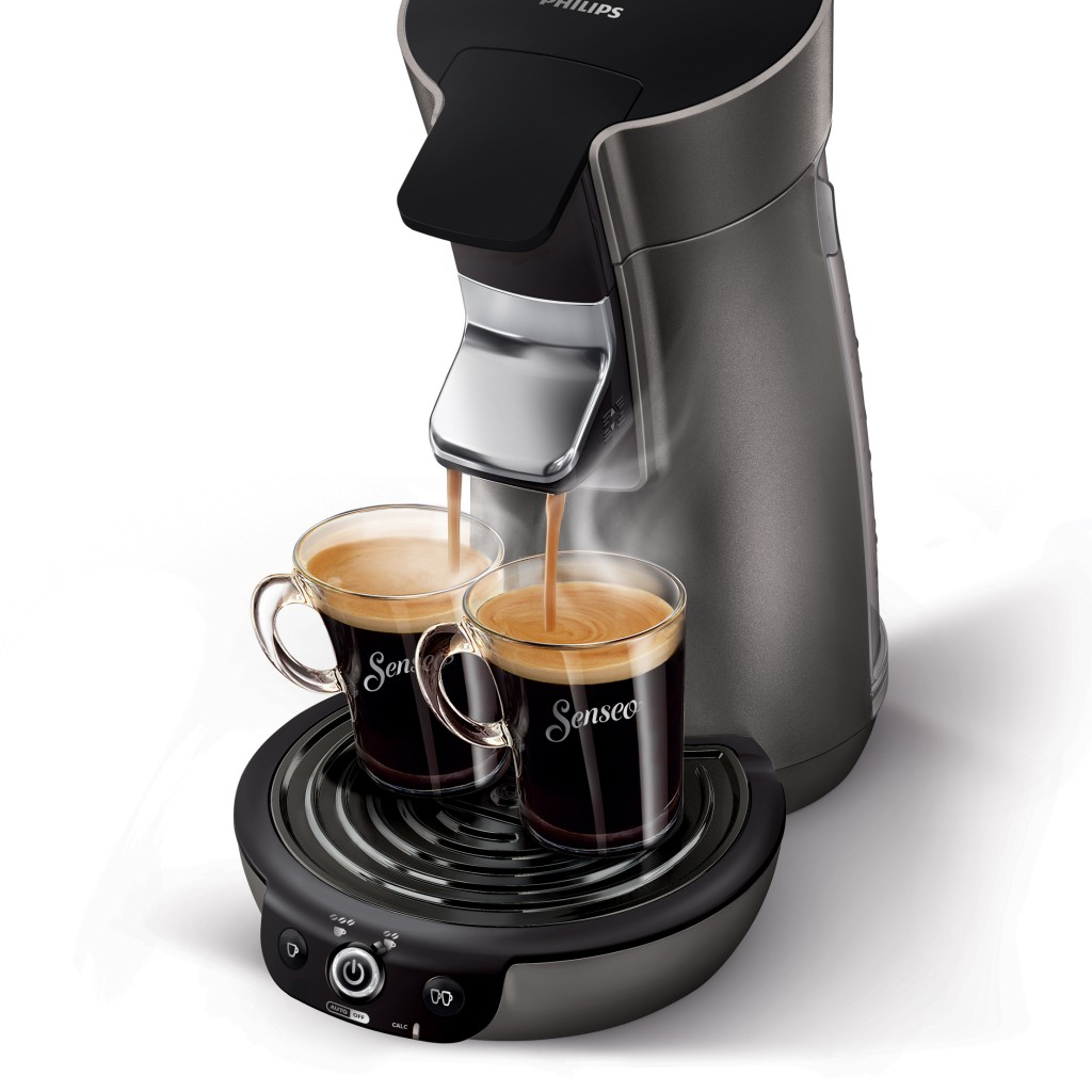 philips kaffeemaschine senseo viva caf style hd7833 50. Black Bedroom Furniture Sets. Home Design Ideas
