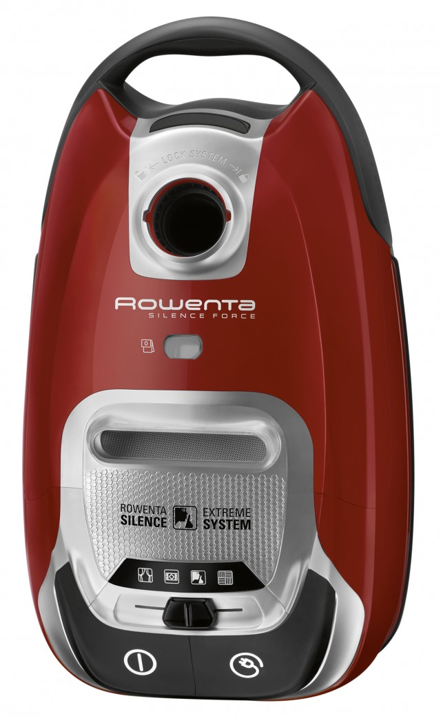 Rowenta Staubsauger Silence Force 4A