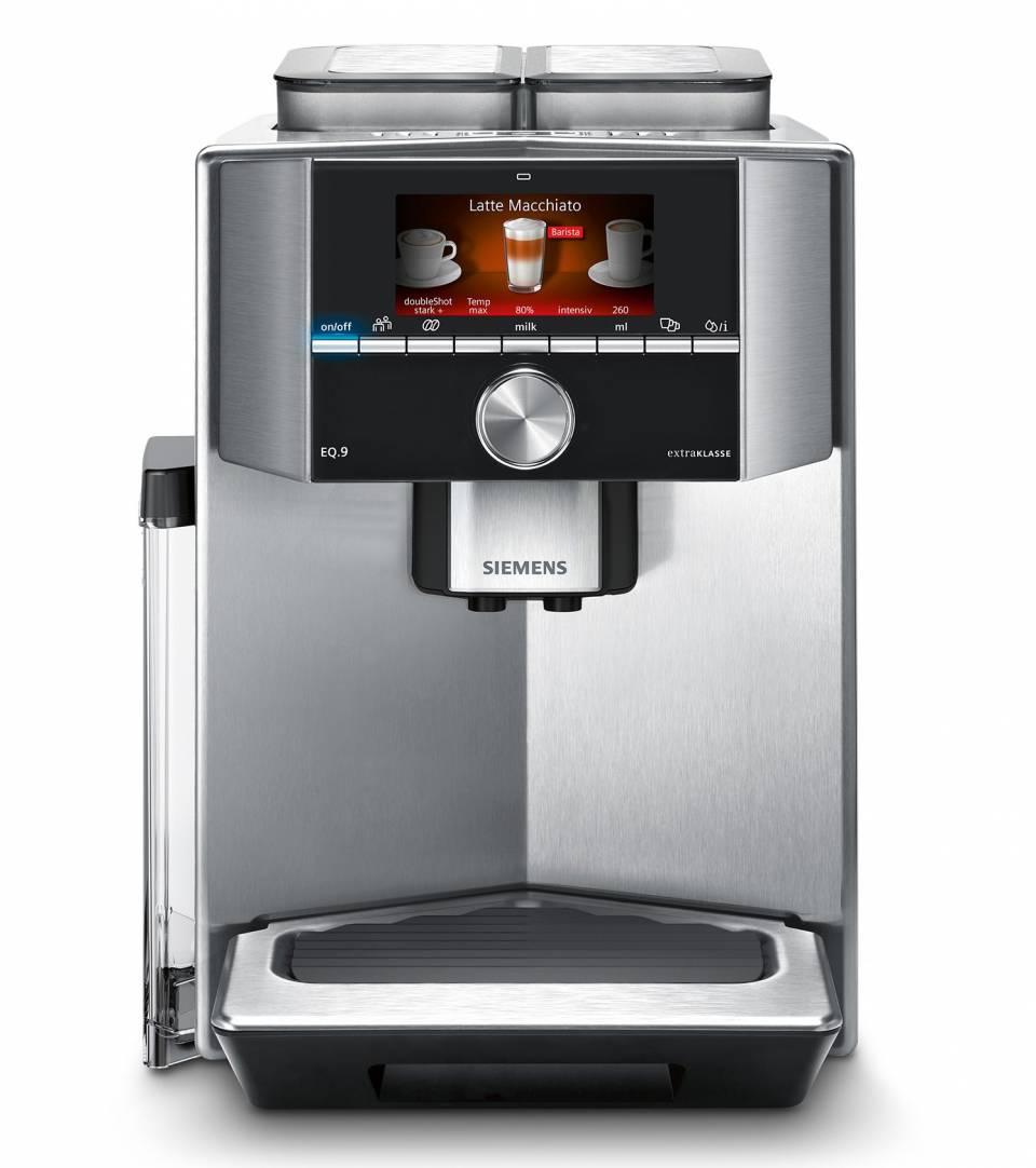 EQ.9 Kaffeevollautomat von Siemens