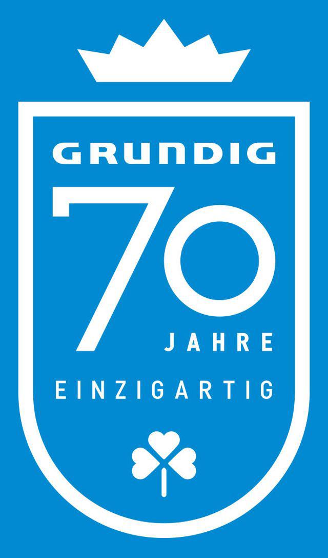 Top-Garantieleistung bei Grundig: 70 Monate ab Kauf.