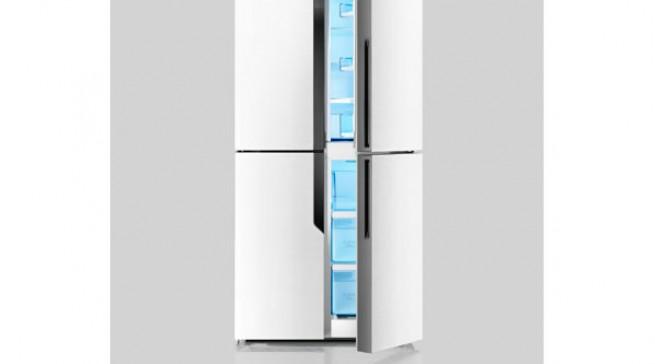 Kühl- und Gefrierlösungen MKGNF 440-Serie von Hisense