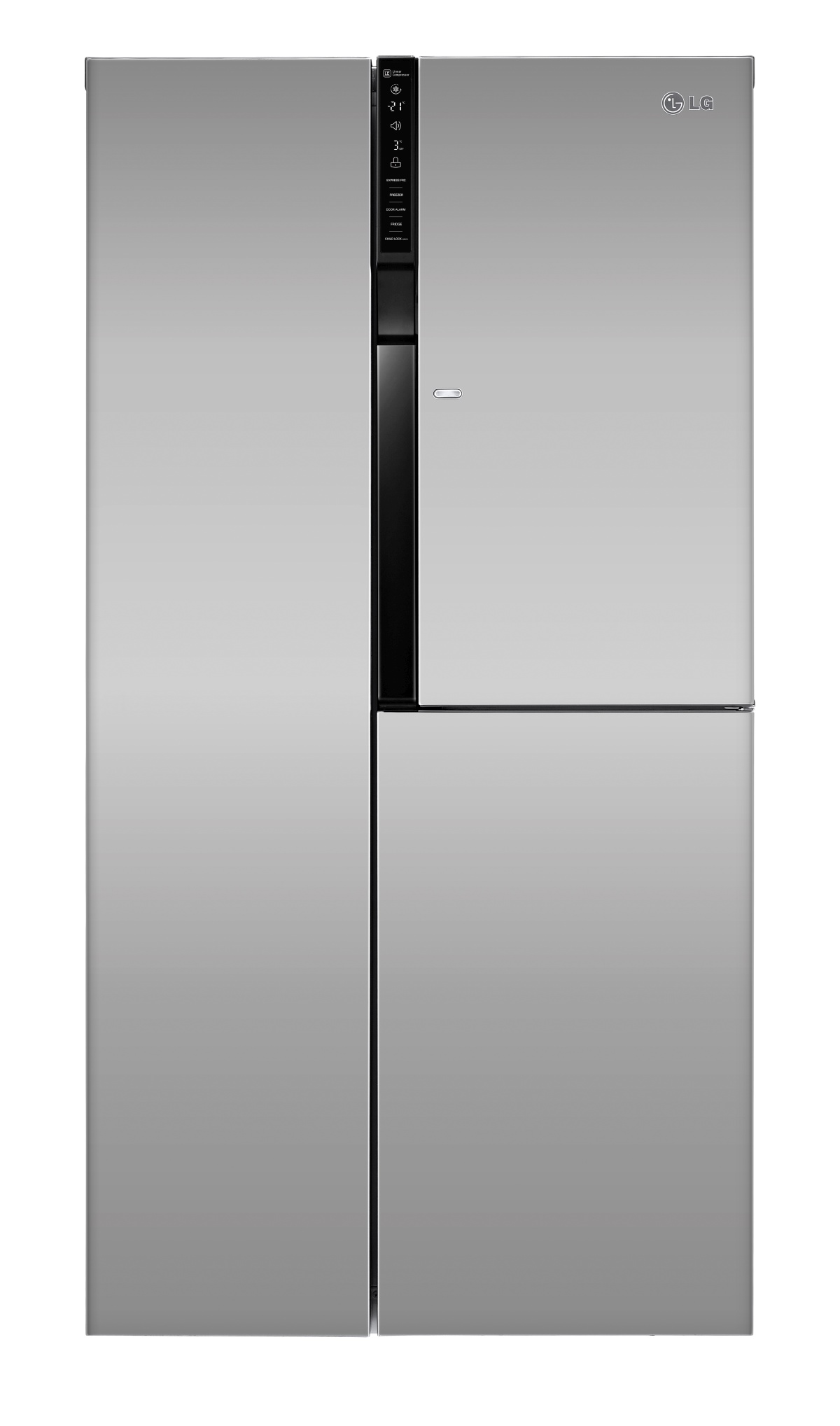 lg k hlschrank gs 9366 pzqzm side by side ger t door in door. Black Bedroom Furniture Sets. Home Design Ideas