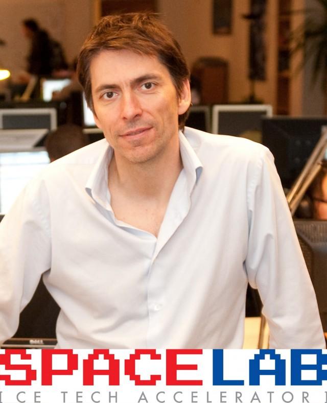 Martin Sinner, Gründer von idealo und Leiter von Spacelab.