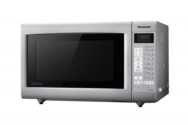 Kompaktes 3-in-1 Gerät für die schnelle, vielseitige Genussküche: NN-CT565M von Panasonic.