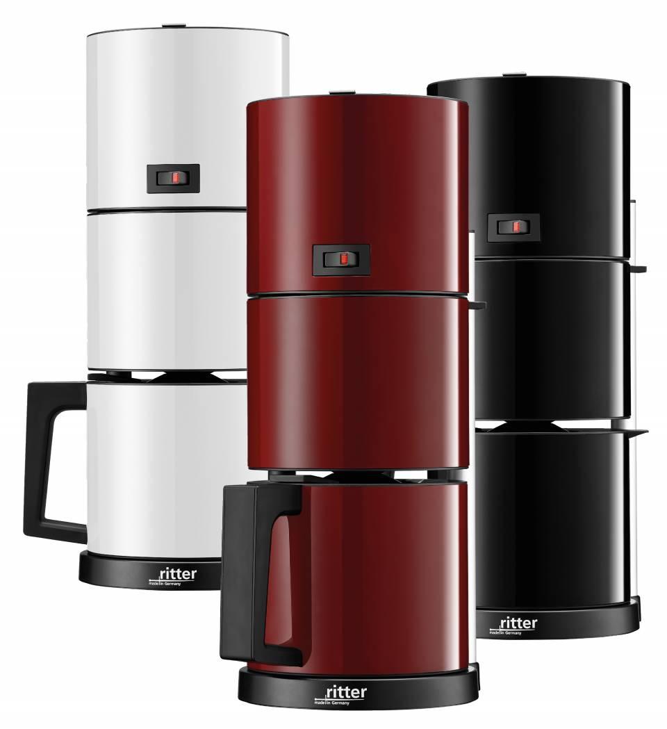 "Ritter: Erste Filterkaffeemaschine: ""cafena 5"""
