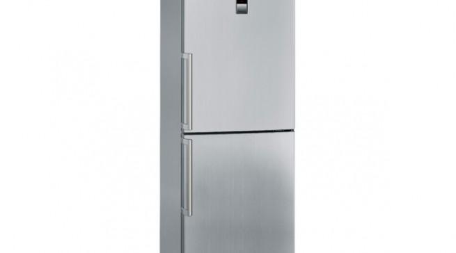 iQ500 Kühl-Gefrier-Kombination zeigt Siemens