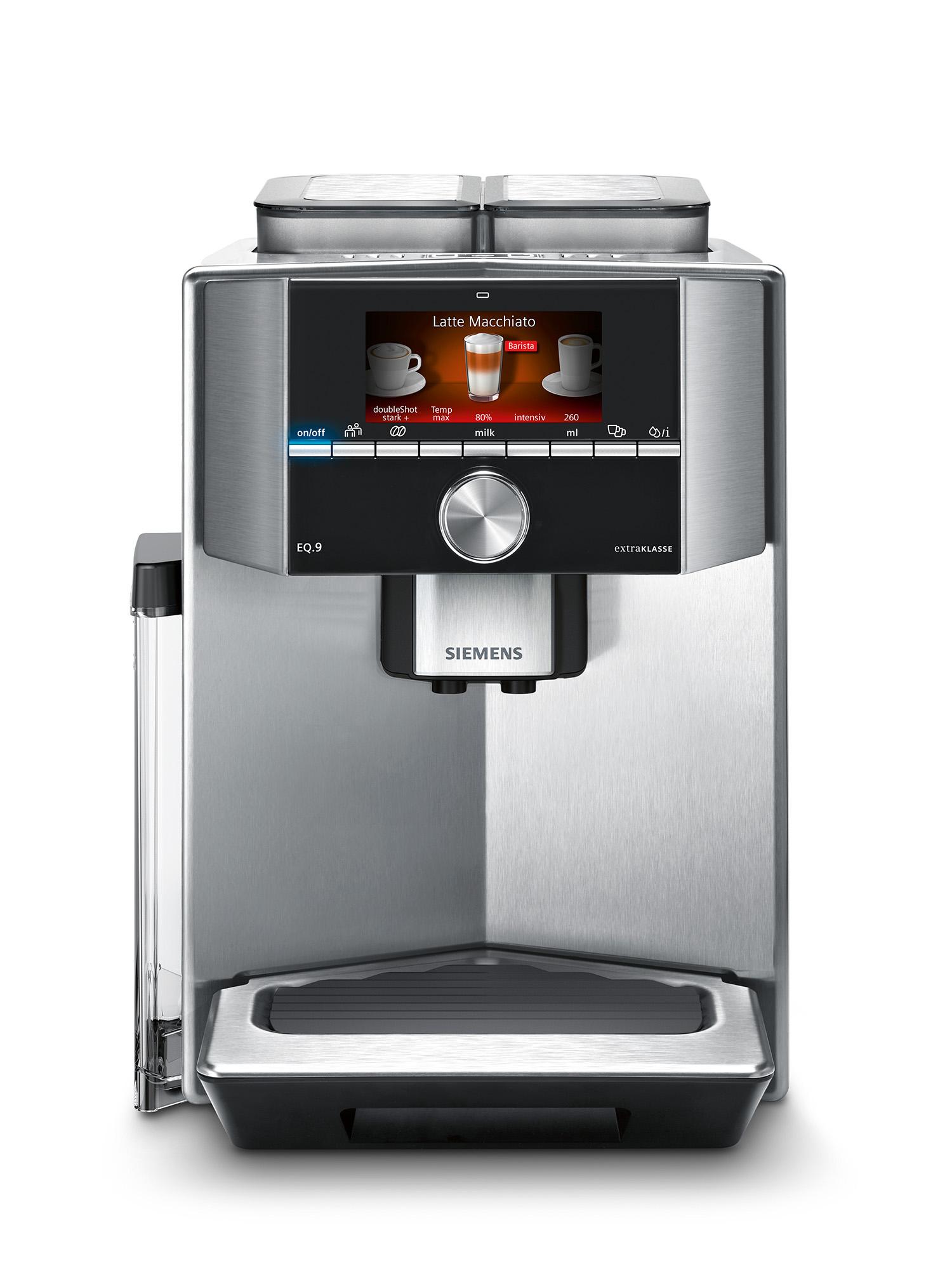 kaffeevollautomaten noch mehr genuss auf knopfdruck. Black Bedroom Furniture Sets. Home Design Ideas