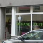 Vegane Zeiten sind goldene Zeiten - der kleine, feine Supermarkt ist in der Weyerstraße in Köln zu finden.