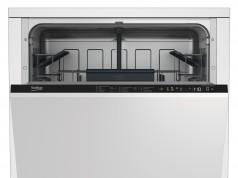 Beko Geschirrspüler DIT28320 für 13 Maßgedecke.