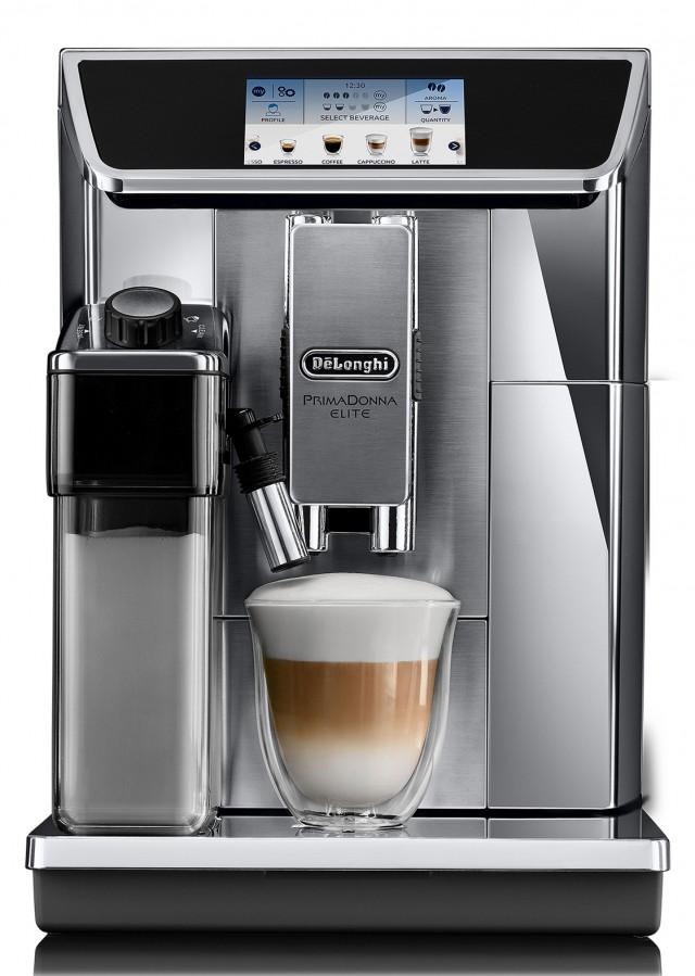 De'Longhi Kaffeemaschine PrimaDonna Elite ECAM 656 mit App-Steuerung