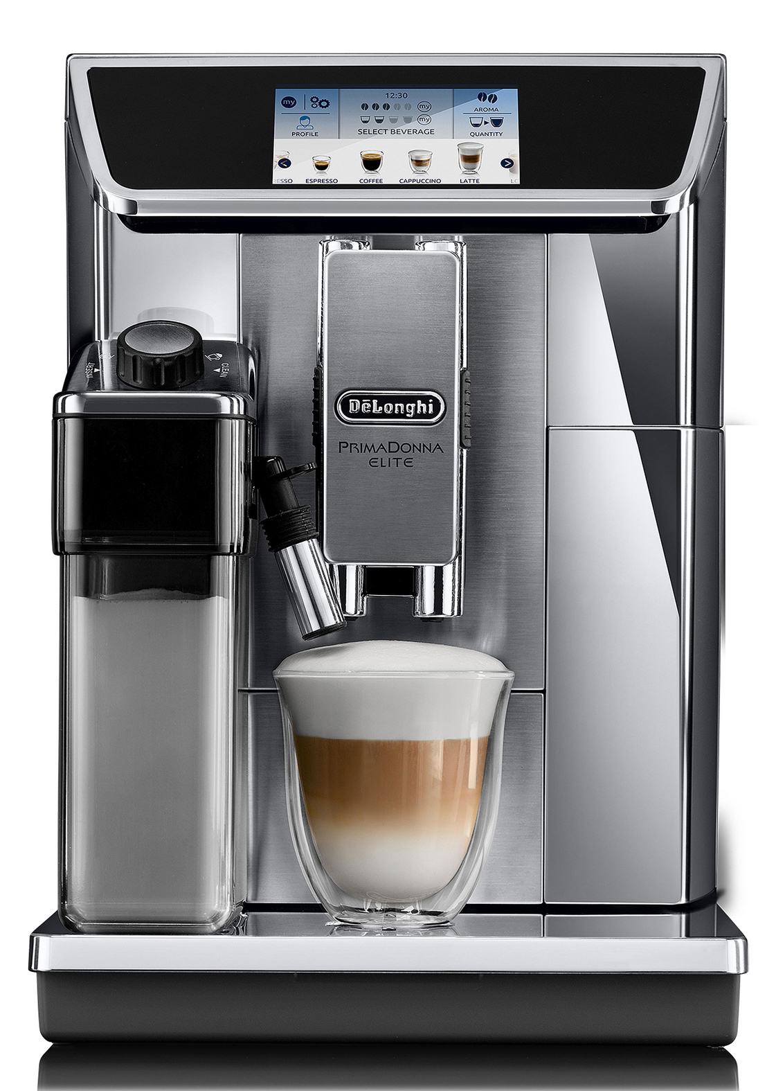 de longhi kaffeemaschine primadonna elite ecam 656. Black Bedroom Furniture Sets. Home Design Ideas