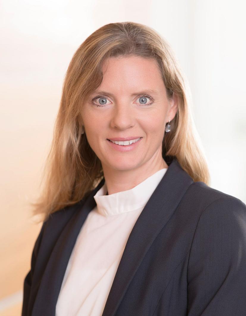 Freut sich über die Auszeichnung: Beurer Marketingleiterin Kerstin Glanzer.