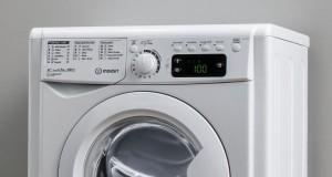 Indesit Waschmaschine MyTime mit Water Balance.