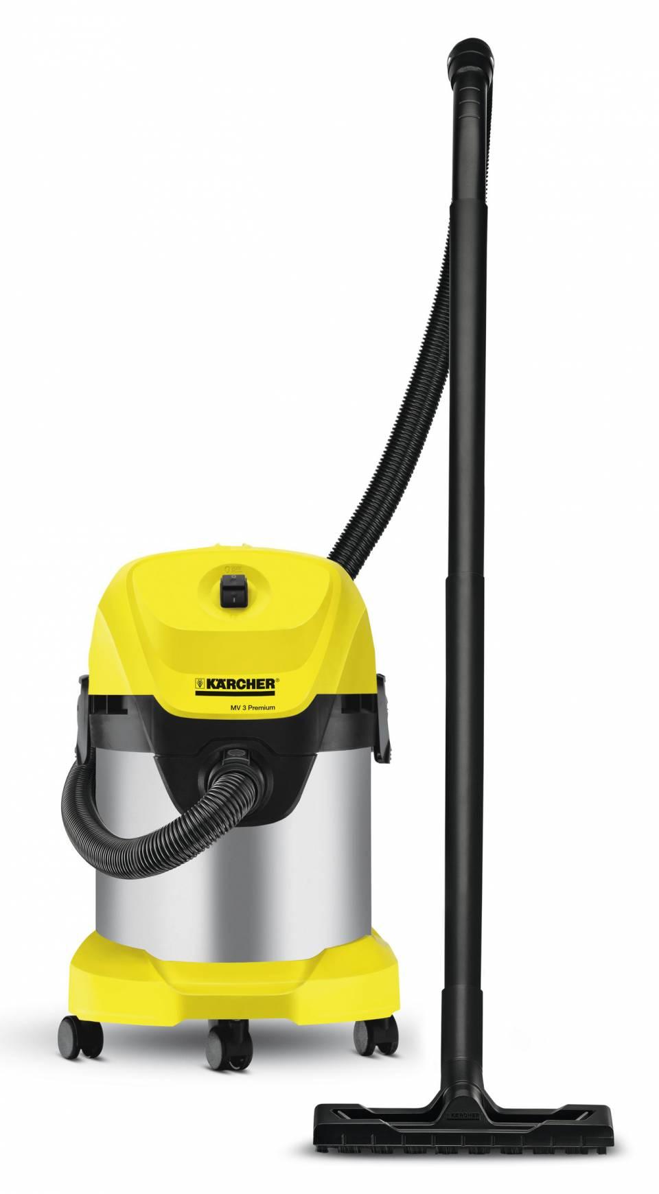 Kärcher Mehrzwecksauger MV in 11 Varianten erhältlich.