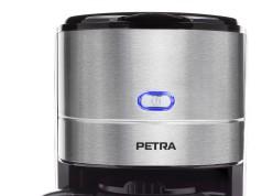 Petra Kaffeautomat Iso KM 54.57 mit Permanent-Filter.