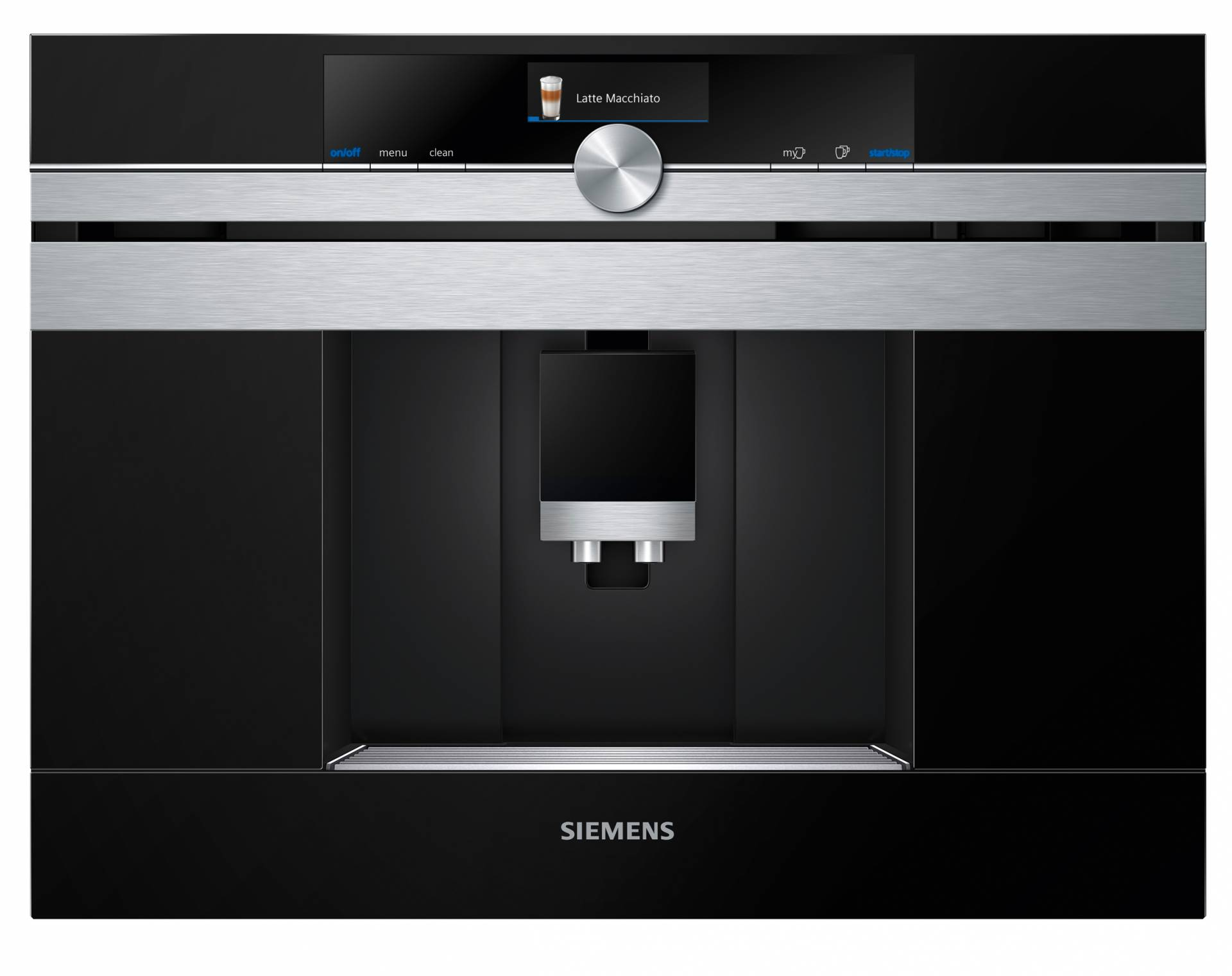 Siemens kaffeevollautomat iq ct les u einbaugerät