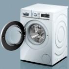 Siemens Waschmaschine iQ700 WM14W740 mit sensoFresh Programm.