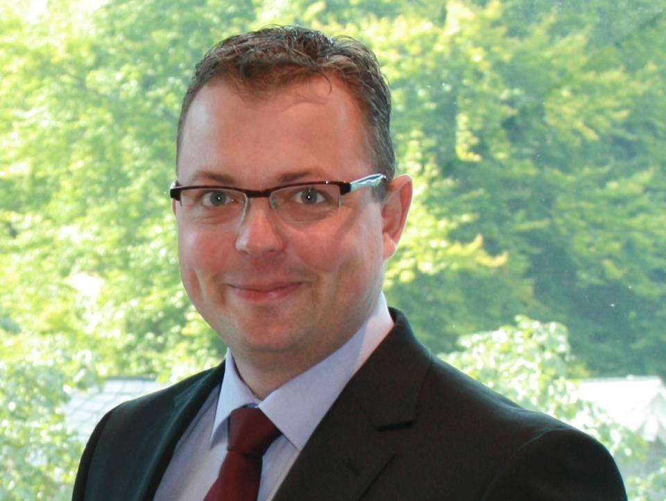 Markus Wirges ist neuer Vertriebsleiters für Severin Floorcare.