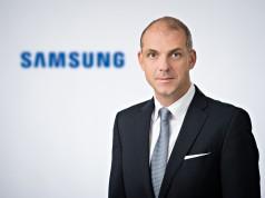 Die engeschlagene Strategie der Weißen Ware bei Samsung wird ab sofort von Alexander Zeeh fortgeführt.