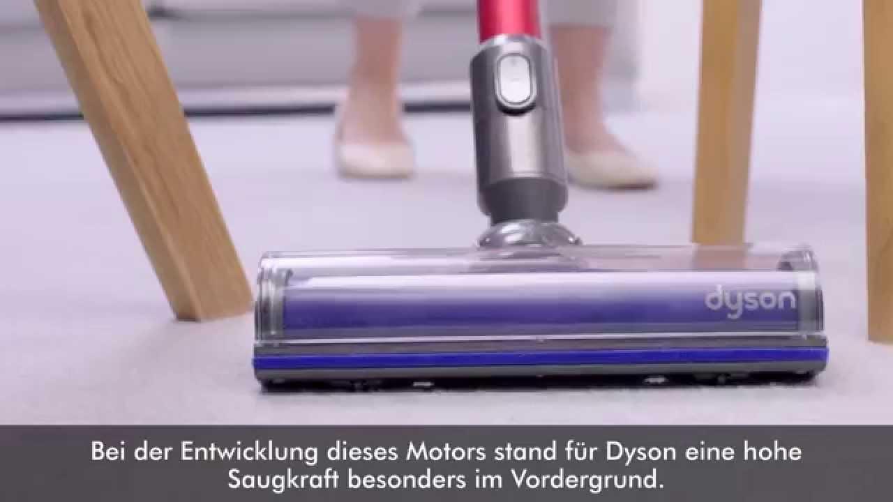 dyson staubsauger v6 trigger akkusauger hohe saugleistung. Black Bedroom Furniture Sets. Home Design Ideas