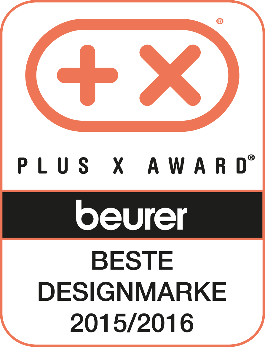 Beurer Plus-X-Award