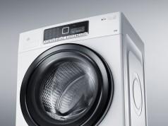 Bauknecht Waschmaschine PremiumCare BLive mit Connectivity-Funktionen.