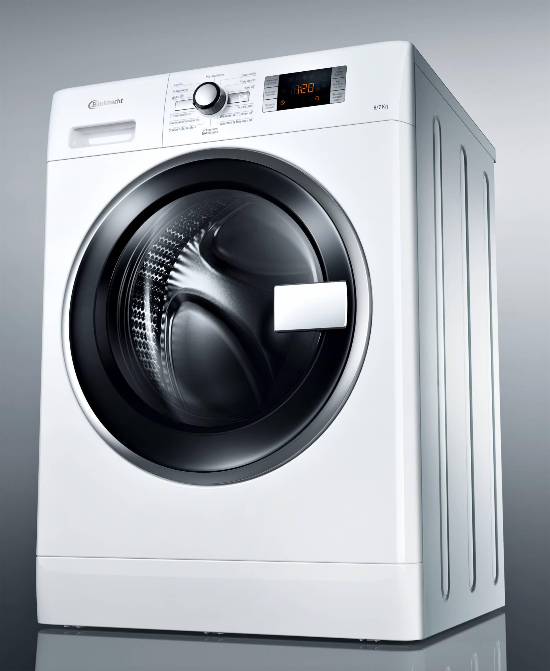 Bauknecht Waschtrockner Bis 11 Kg Waschen 7 Trocknen