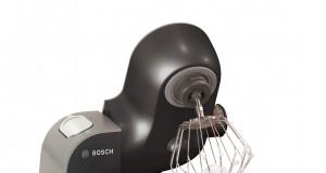 Bosch Küchenmaschine MUM5 HomeProfessional mit 3D-Planetary-Rührsystem.