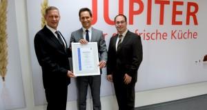 Mit Brief und Siegel: Qualität und Transparenz bei Jupiter wurde jetzt vom TÜV bestätigt.