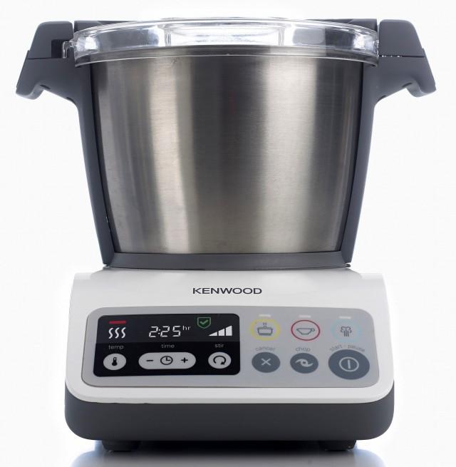 Kenwood MultiCooker kCook CCC200WH Küchenmaschine mit Kochfunktion.