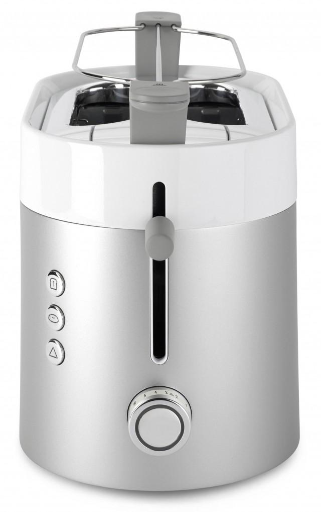 Kenwood Toaster K-Sense TCM 401 TT mit 5 Bräunungsstufen.