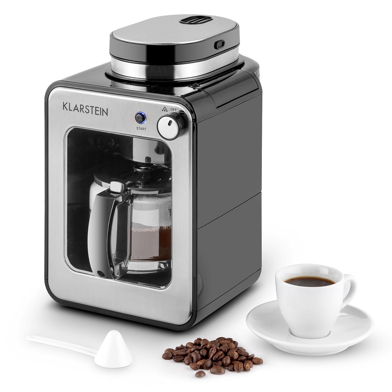 klarstein congenio kaffeemaschine kaffeegenu. Black Bedroom Furniture Sets. Home Design Ideas