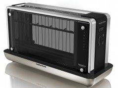 Morphy Richards Redefine Toaster mit Thermoglas-Technologie.