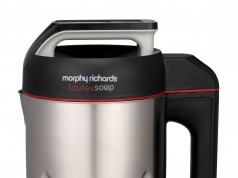 Morphy Richards Suppenkocher Sauté and Soup ist ein Suppenkocher mit Anbratfunktion.