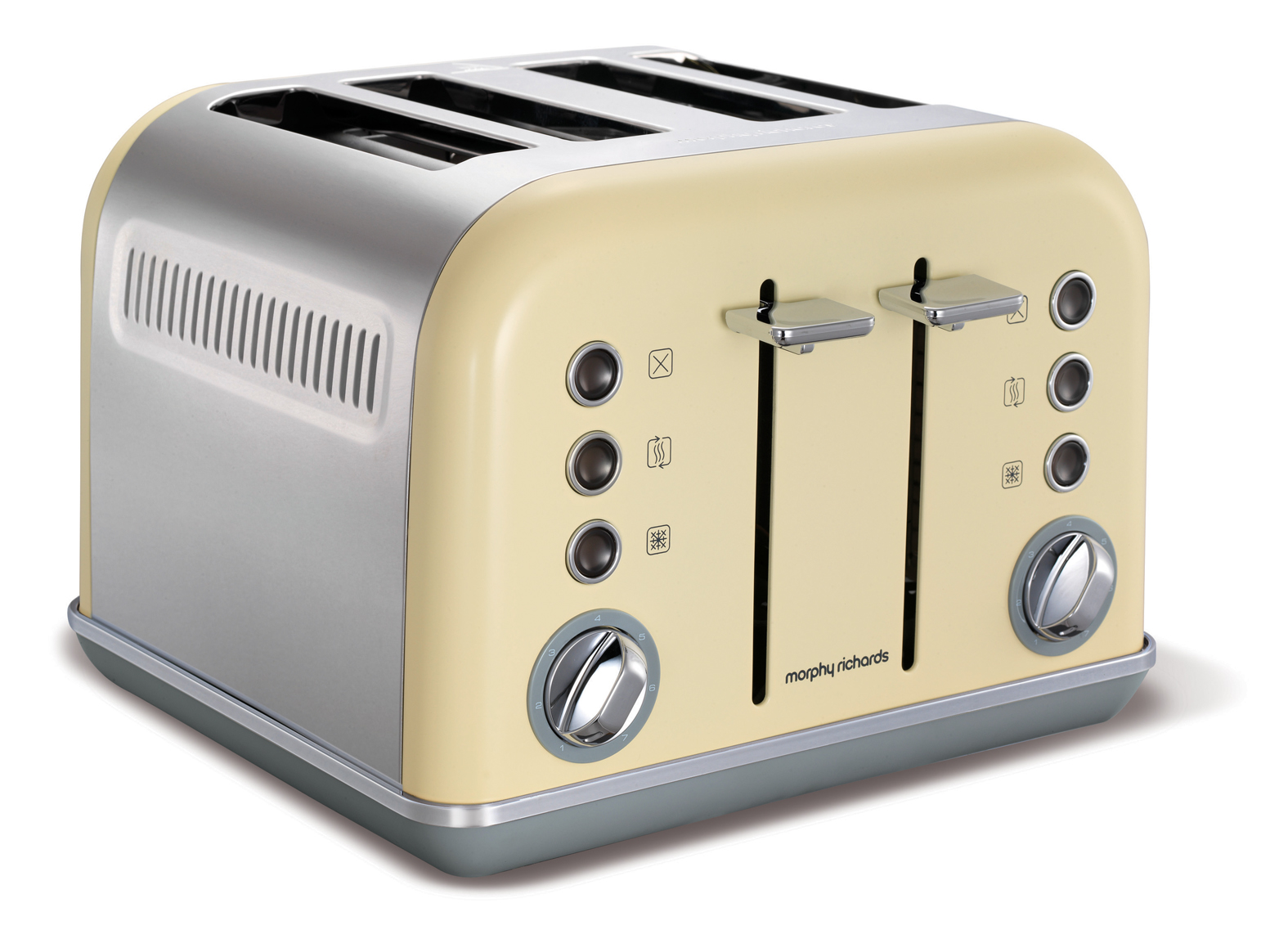 morphy richards toaster accents 4 toastkammern variable schlitzbreite. Black Bedroom Furniture Sets. Home Design Ideas