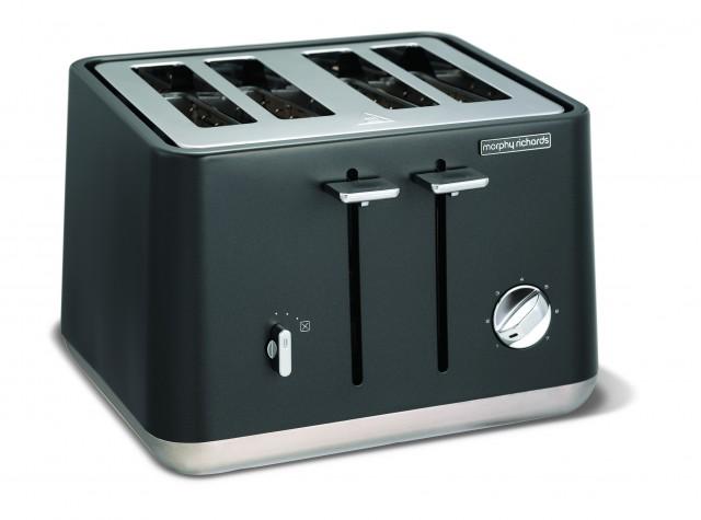 Morphy Richards Toaster Aspect mit 4 Toastkammern.
