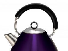 Morphy Richards Wasserkocher Accents im Retro-Design.