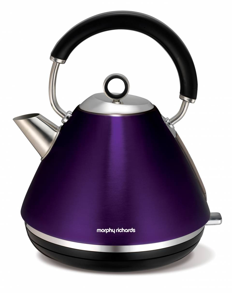 Morphy richards wasserkocher accents im retro design for Wasserkocher retro design