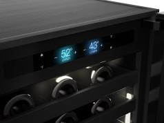 Kühlen ohne Kompressor: Der Weinkühler WS40GDA ist mit einem alternativen Kühlsystem ausgestattet.