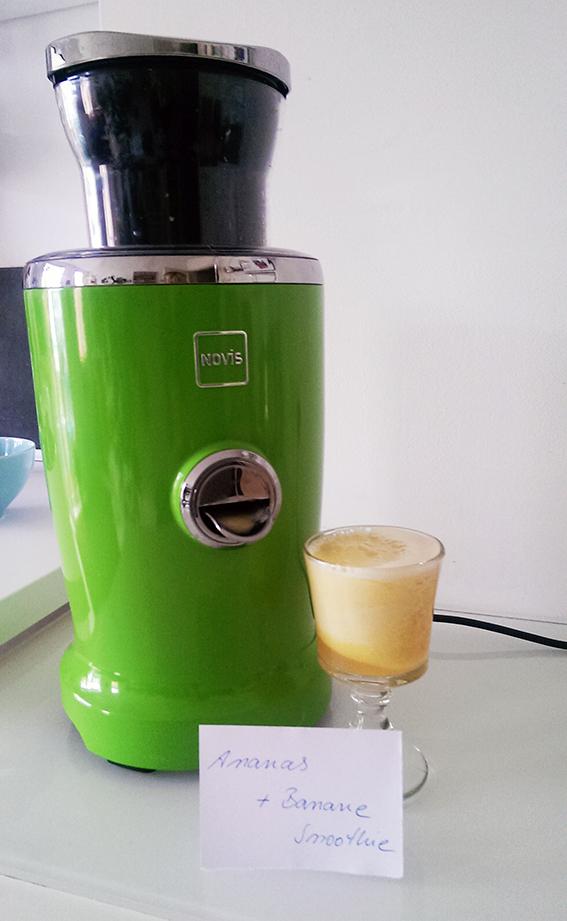 novis vita juicer test juicy smoothies. Black Bedroom Furniture Sets. Home Design Ideas