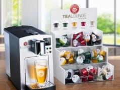 Teekanne Teekocher Tealounge System Professional ist ein semiprofessionelles Gerät.
