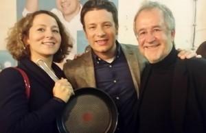 Superfood mit Albane Ary, Jamie Oliver, Udo van Bergen