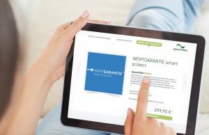 Wertgarantie verspricht das Smart Home mit optimalem Versicherungsschutz.