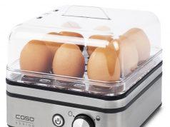 Caso Eierkocher E9 für max 8 Eier