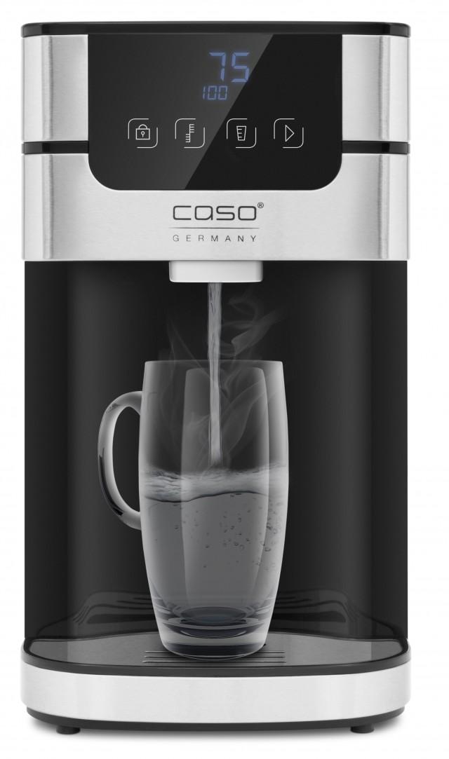 Caso Wasserkocher HD1000 ist ein Blitz Wasserspender.
